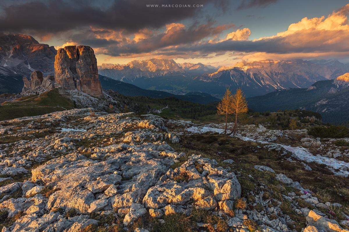 cinque_torri_tramonto_estate