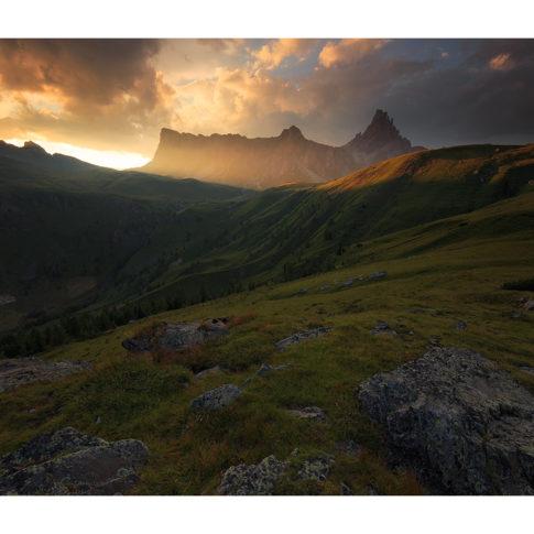 col_duro_croda_da_lago_tramonto