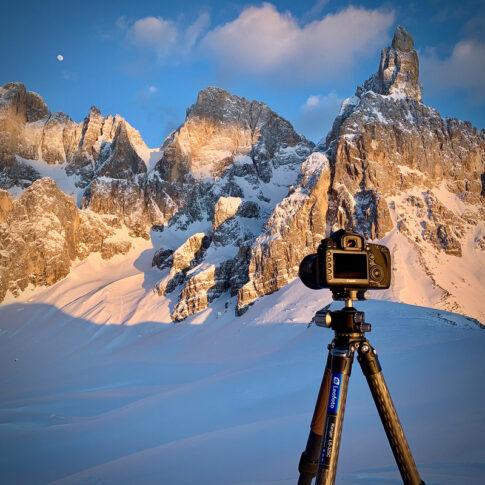 canon 5Ds R paesaggio Dolomiti