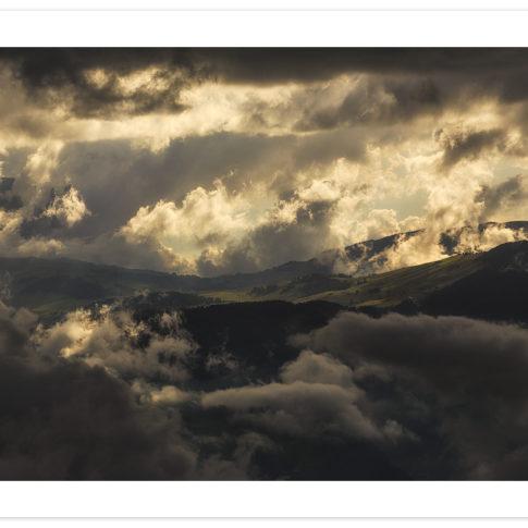 alpe di siusi tramonto