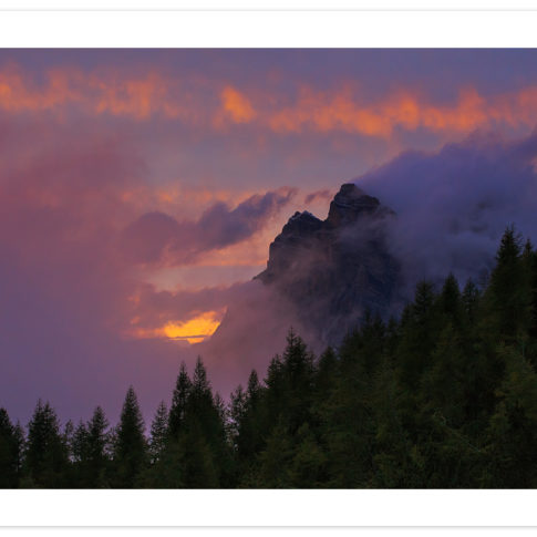 pelmo_tramonto_nuvole